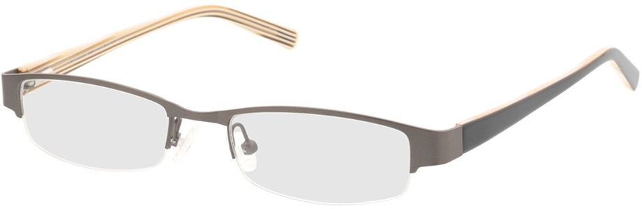 Picture of glasses model Norwich-gun in angle 330