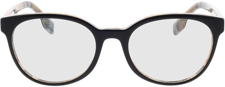 Picture of glasses model Burberry BE2315 3838 52-18 in angle 0