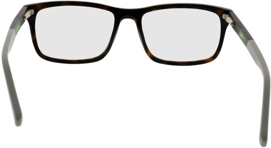 Picture of glasses model Nike 7238 200 52-16 in angle 180
