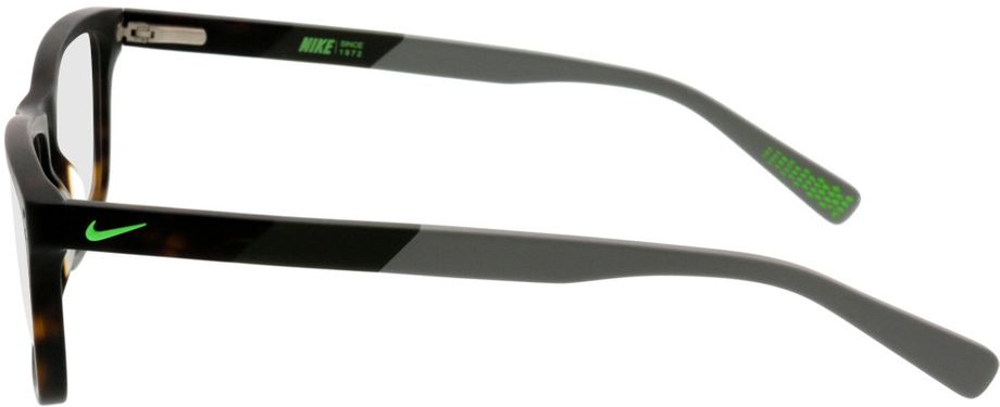Picture of glasses model Nike 7238 200 52-16 in angle 270