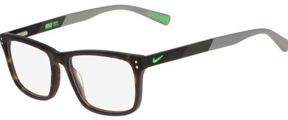 Picture of glasses model Nike 7238 200 52-16 in angle 330