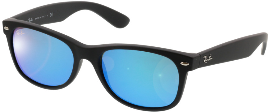 Picture of glasses model Ray-Ban New Wayfarer RB 2132 622/17 55-18