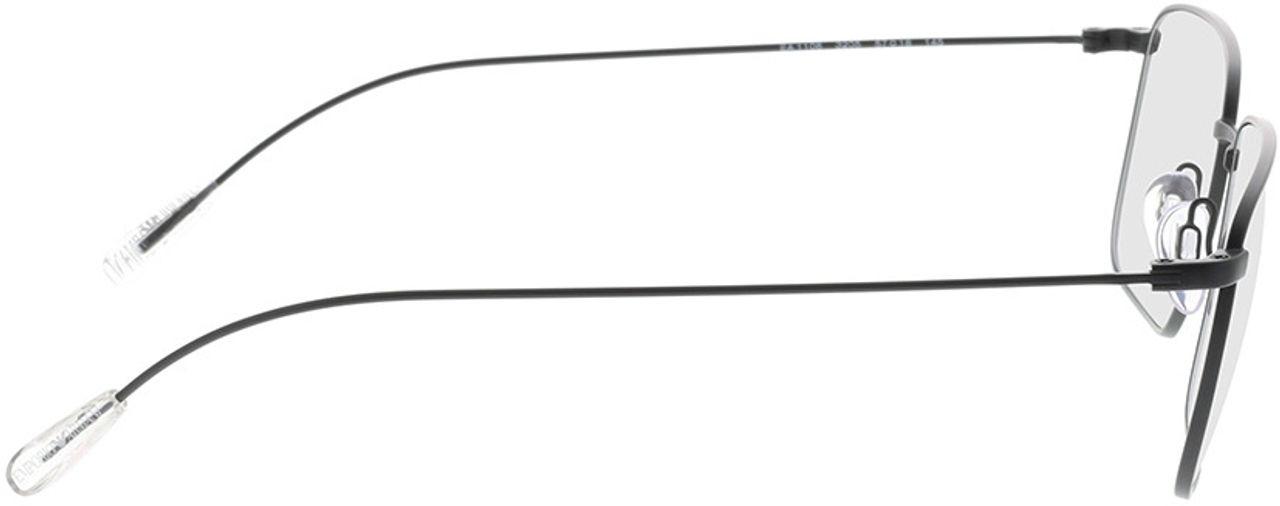 Picture of glasses model Emporio Armani EA1106 3205 57-18 in angle 90