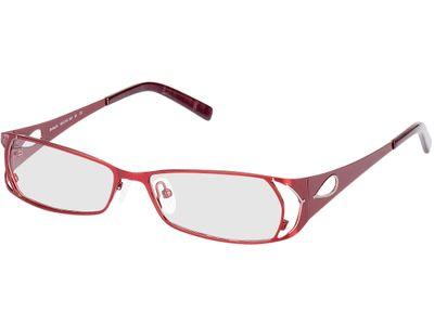 Brille Apolda-rot