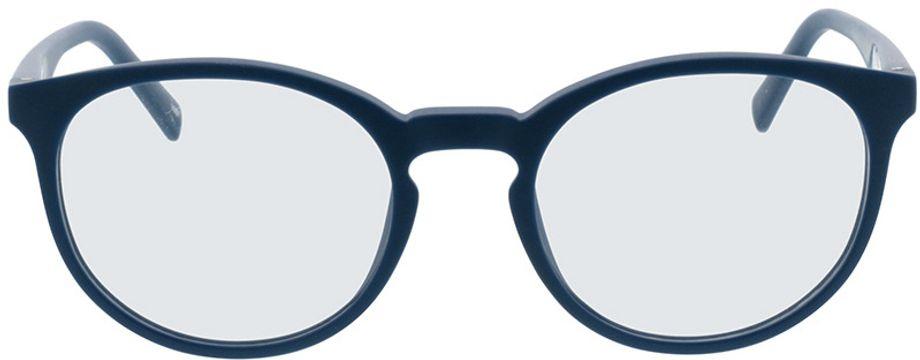 Picture of glasses model Picea-blau in angle 0