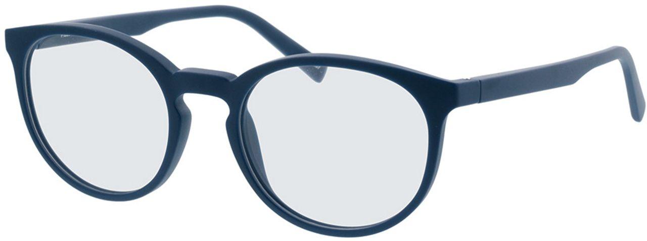 Picture of glasses model Picea-blau in angle 330