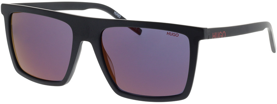 Picture of glasses model Hugo HG 1054/S 003 56-18 in angle 330