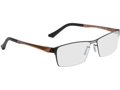 Brille Varese-schwarz/braun/schwarz