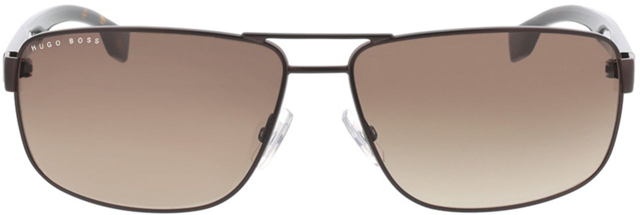 Picture of glasses model Boss BOSS 1035/S 4IN 64-15 in angle 0