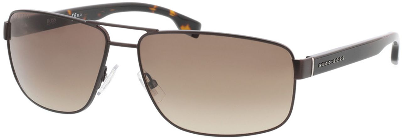 Picture of glasses model Boss BOSS 1035/S 4IN 64-15 in angle 330