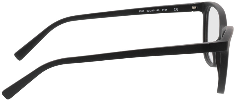 Picture of glasses model Salvia-noir in angle 90