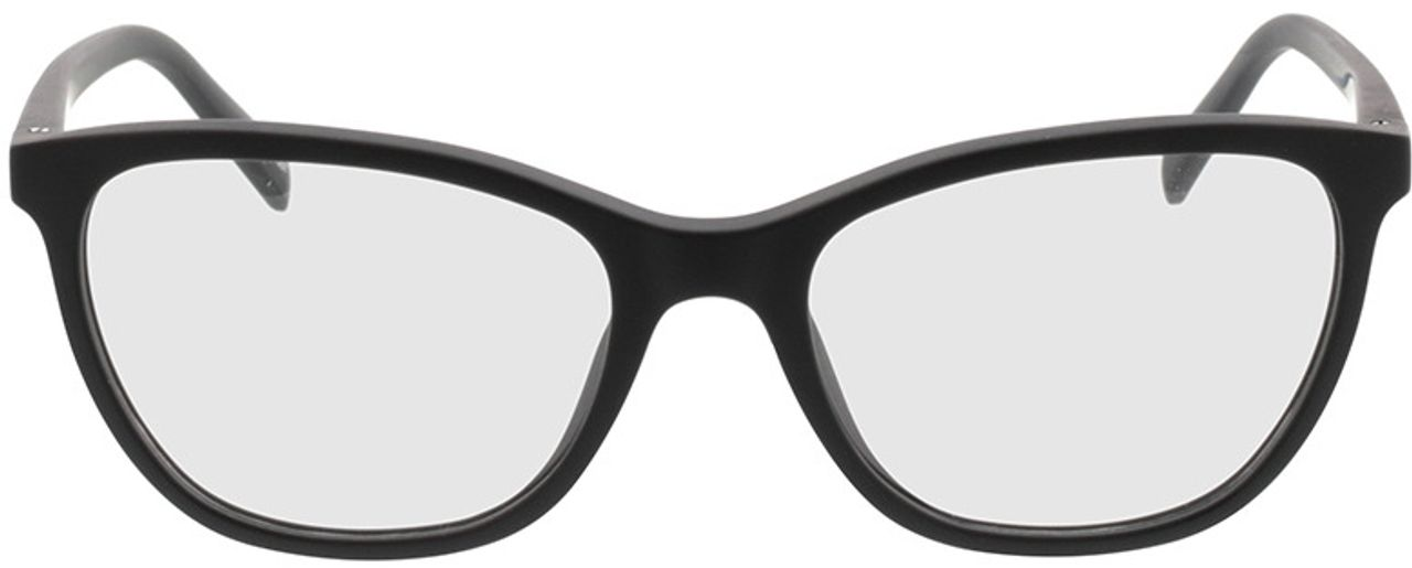 Picture of glasses model Salvia-schwarz in angle 0