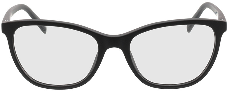 Picture of glasses model Salvia-noir in angle 0
