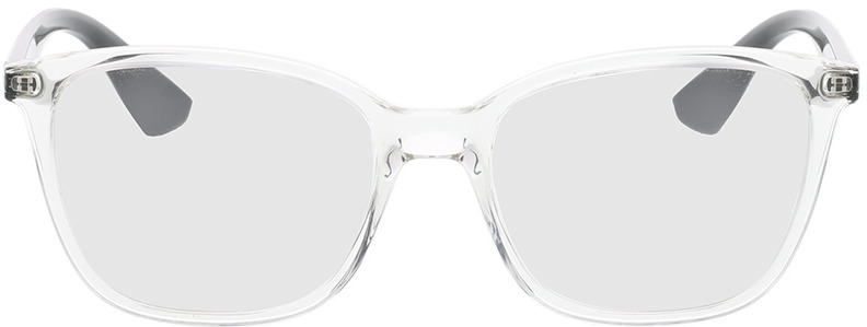 Picture of glasses model Ray-Ban RX7066 5943 52-17 in angle 0