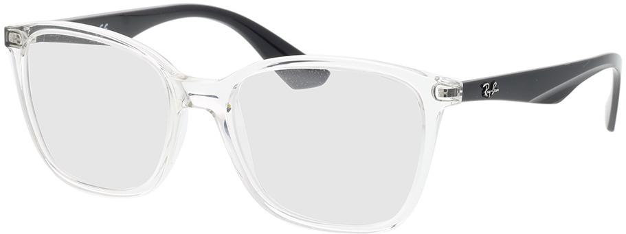 Picture of glasses model Ray-Ban RX7066 5943 52-17 in angle 330