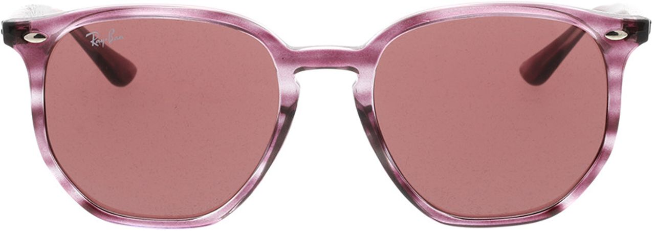 Picture of glasses model Ray-Ban RB4306 643175 54-19 in angle 0
