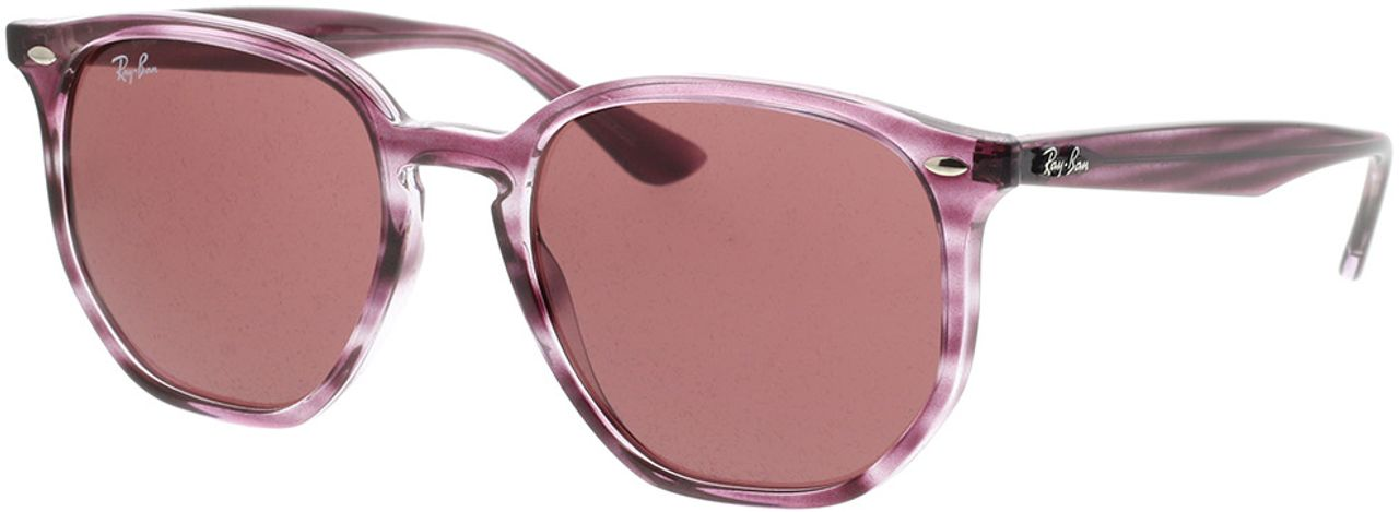 Picture of glasses model Ray-Ban RB4306 643175 54-19 in angle 330