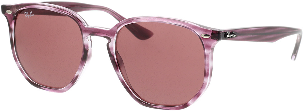Picture of glasses model Ray-Ban RB4306 643175 54-19