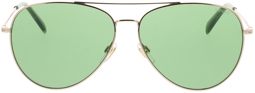 Picture of glasses model Levi's LV 1006/S PEF 60-13 in angle 0