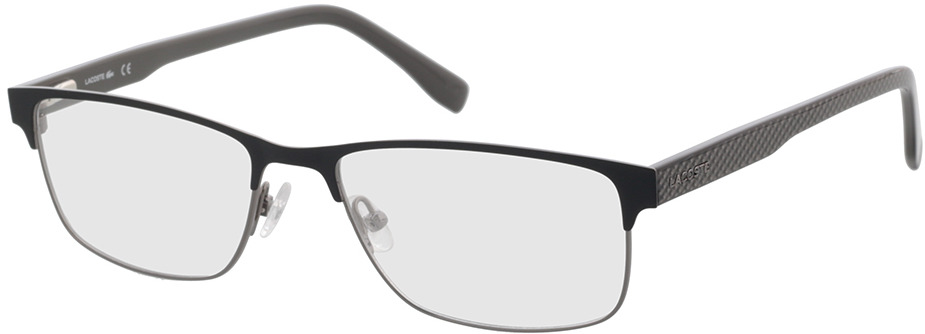 Picture of glasses model Lacoste L2217 033 54-17 in angle 330