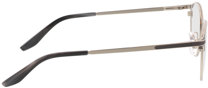Picture of glasses model Danilo-matt dunkelgrau matt silber in angle 90