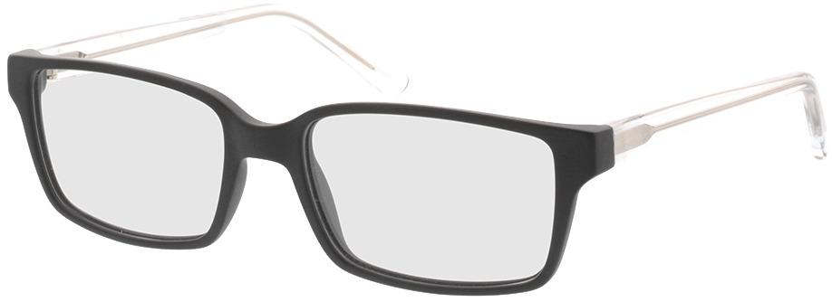 Picture of glasses model Nixon-matt schwarz in angle 330