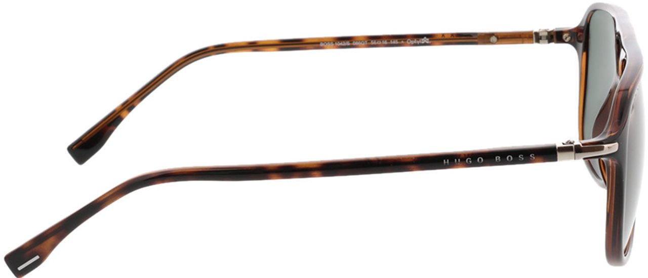 Picture of glasses model Boss BOSS 1042/S 086 56-16 in angle 90