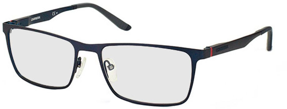 Picture of glasses model Carrera CA8811 5R1 55-17 in angle 330