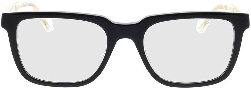 Picture of glasses model Gucci GG0560O-001 53-20 in angle 0