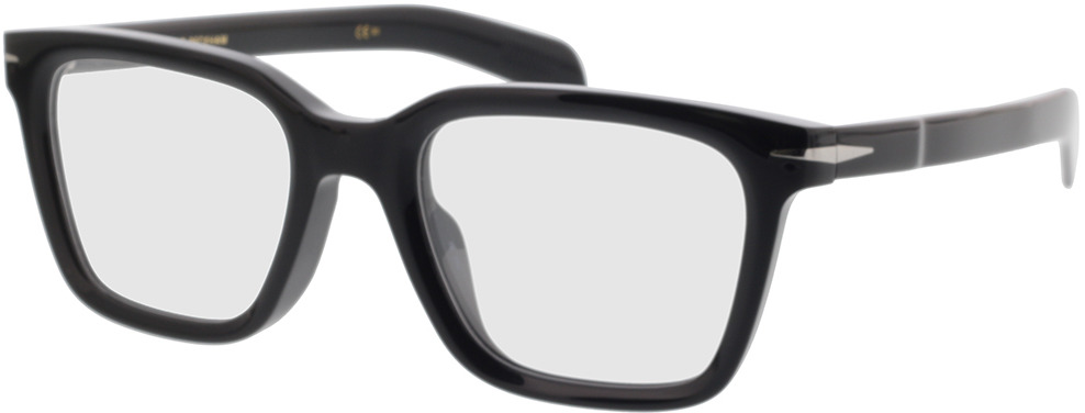 Picture of glasses model David Beckham DB 7071/F 807 52-21 in angle 330