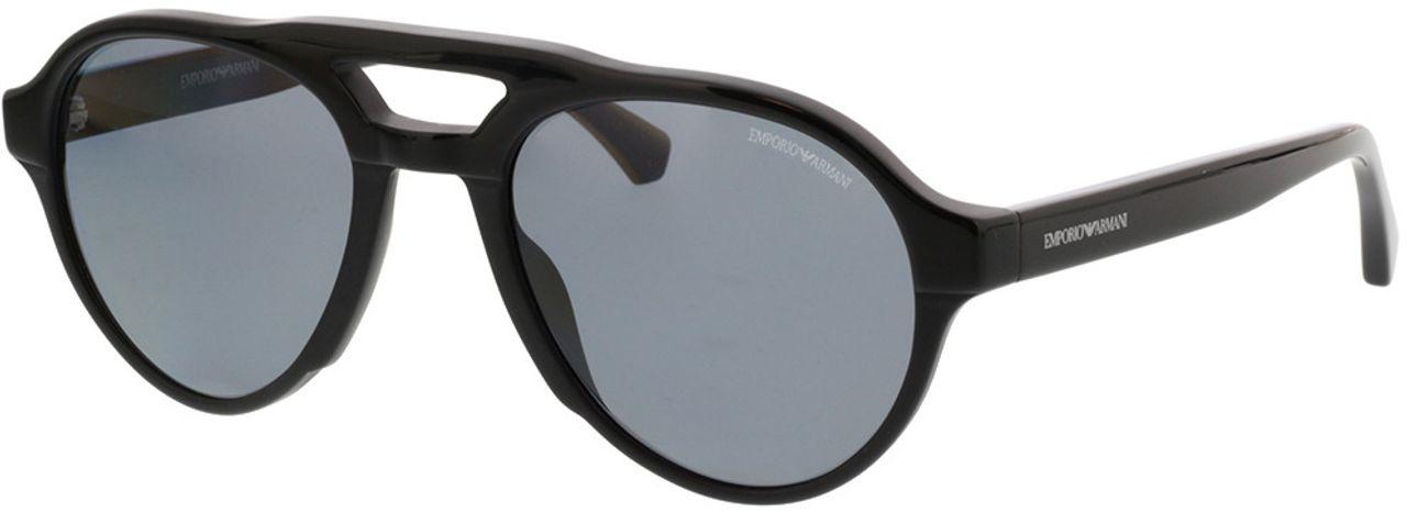 Picture of glasses model Emporio Armani EA4128 501781 54-21  in angle 330