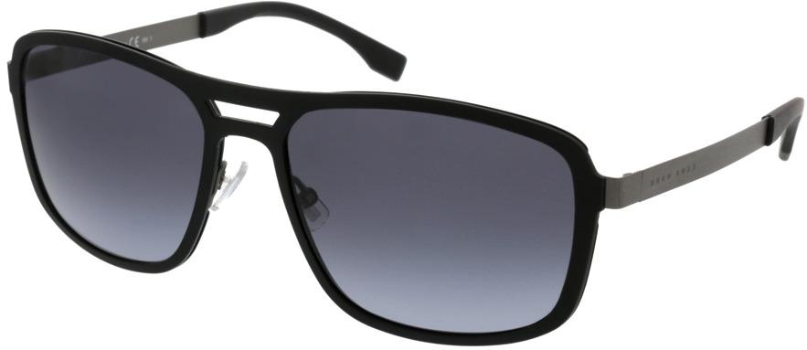 Picture of glasses model Boss BOSS 0724/S KDJ 58-17 in angle 330