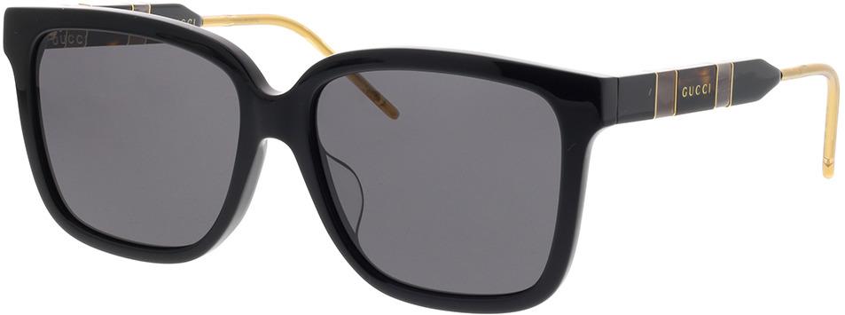 Picture of glasses model Gucci GG0599SA-001 56-16