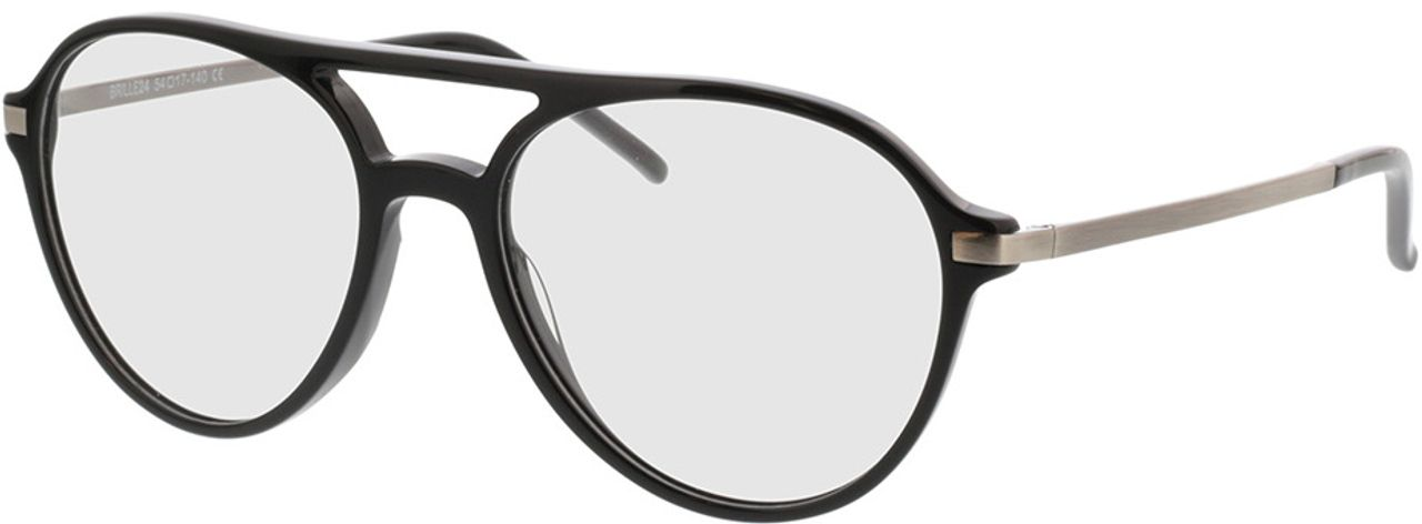 Picture of glasses model Baytown-black-grey in angle 330