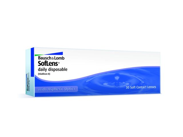 SofLens Daily Disposable 30er Box