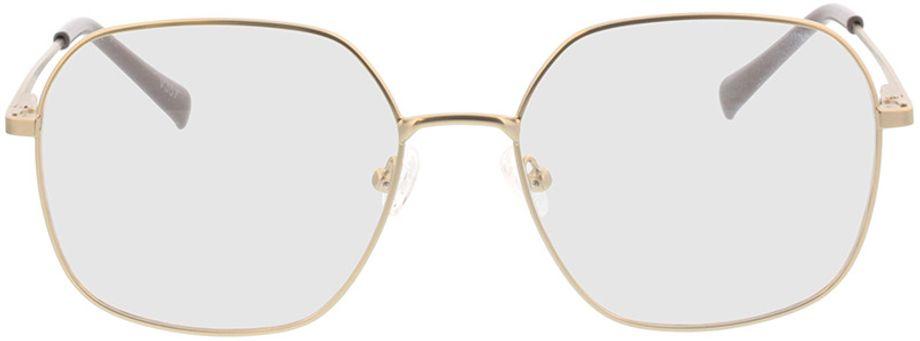 Picture of glasses model Patea-gold in angle 0