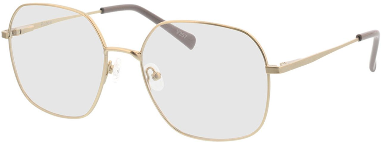 Picture of glasses model Patea-gold in angle 330