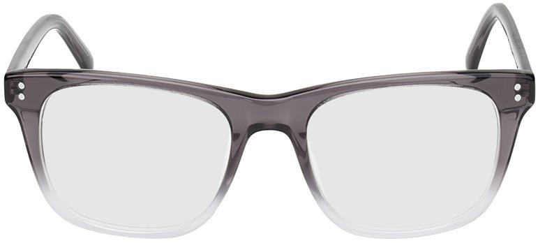 Picture of glasses model Labin Grijs/transparant in angle 0