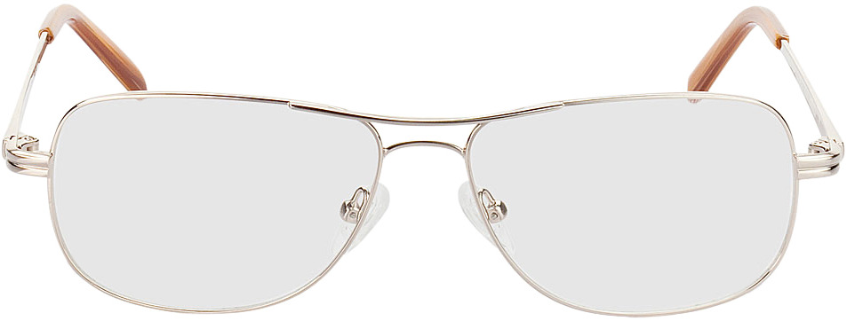Picture of glasses model Toulouse Goud in angle 0
