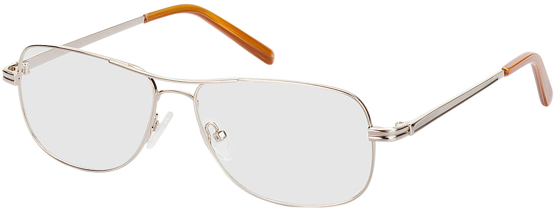 Picture of glasses model Toulouse Goud in angle 330