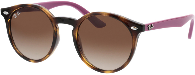 Picture of glasses model Ray-Ban Junior RJ9064S 704113 44-19