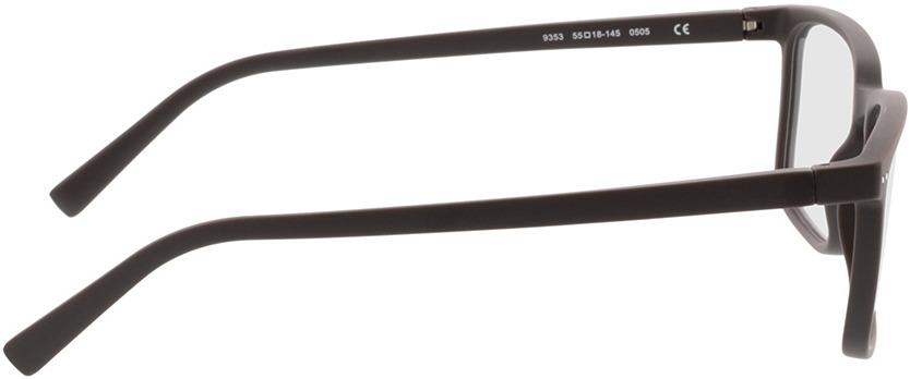 Picture of glasses model Salix-braun in angle 90
