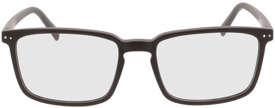 Picture of glasses model Salix-braun in angle 0