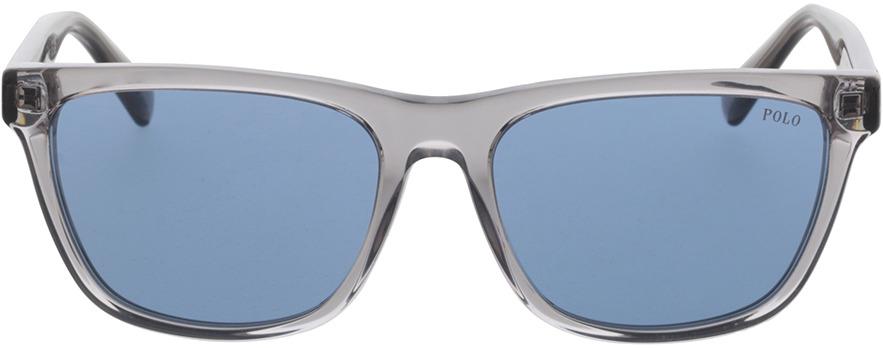 Picture of glasses model Polo Ralph Lauren PH4167 51111U 56-17 in angle 0