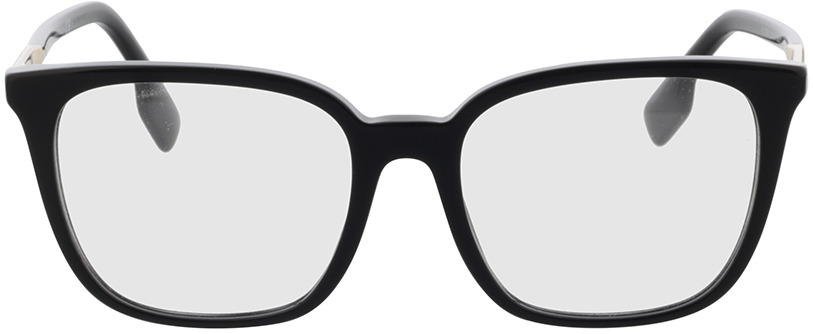Picture of glasses model Burberry BE2338 3001 53-17 in angle 0