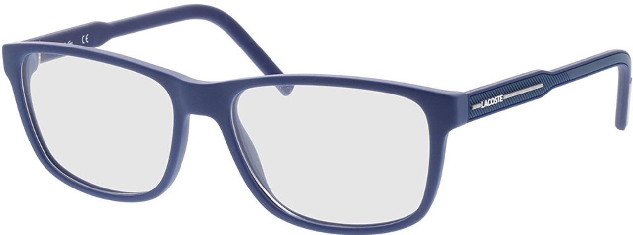 Picture of glasses model Lacoste L2866 424 56-16 in angle 330