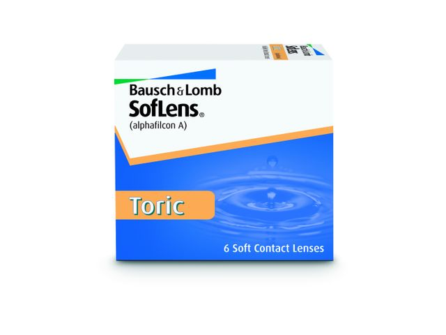 SofLens Toric 6er Box