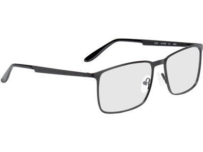 Brille Colchester-schwarz