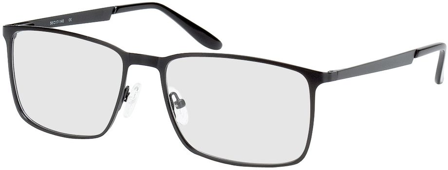 Picture of glasses model Colchester-black in angle 330