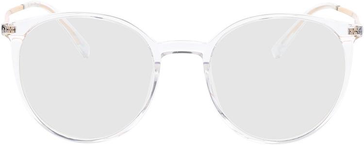 Picture of glasses model Bolon BJ3065 B90 50-19 in angle 0